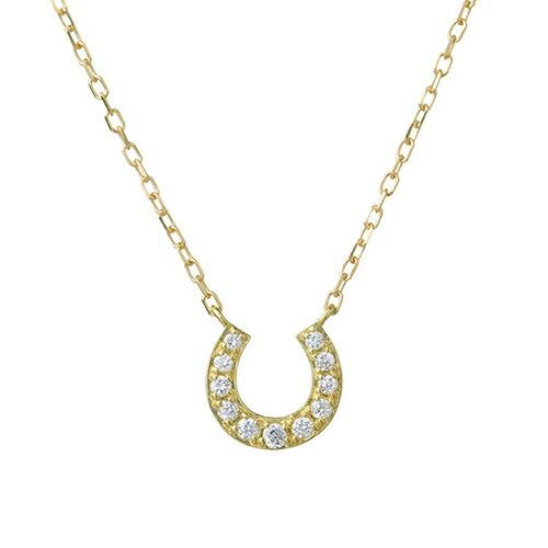 K18ダイヤモンドネックレス