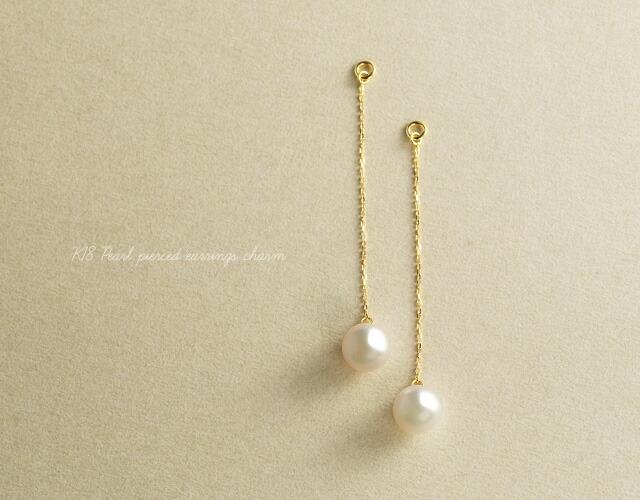 K18あこや真珠