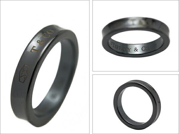 Brand Shop AXES: Tiffany ring TIFFANY &Co. narrow ring ...