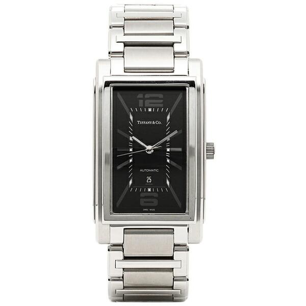 ティファニー 時計 メンズ TIFFANY&Co. Z0031.68.10A10A00A 自動巻 GRAND 腕時計 ウォッチ ブラック
