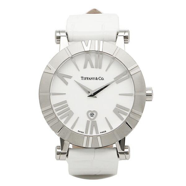 ティファニー 時計 レディース TIFFANY&Co. Z1301.11.11A20A71A ATLAS 腕時計 ウォッチ ホワイト