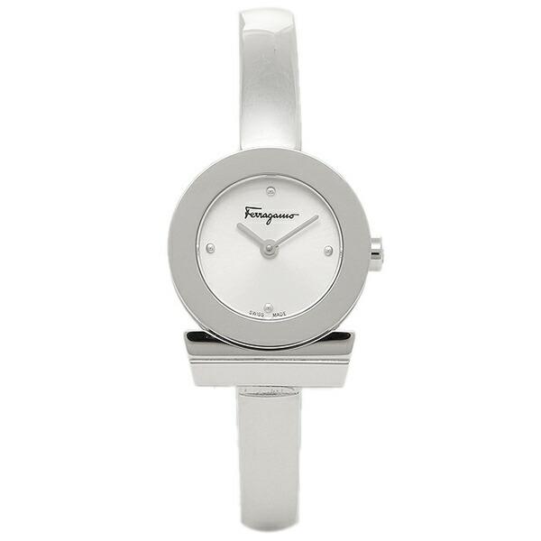 Ferragamo 腕時計 レディース サルヴァトーレフェラガモ FQ5010013 シルバー