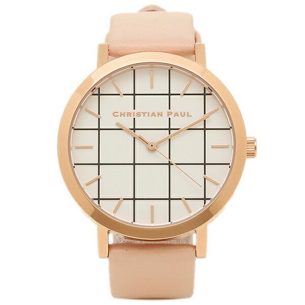 クリスチャンポール 時計