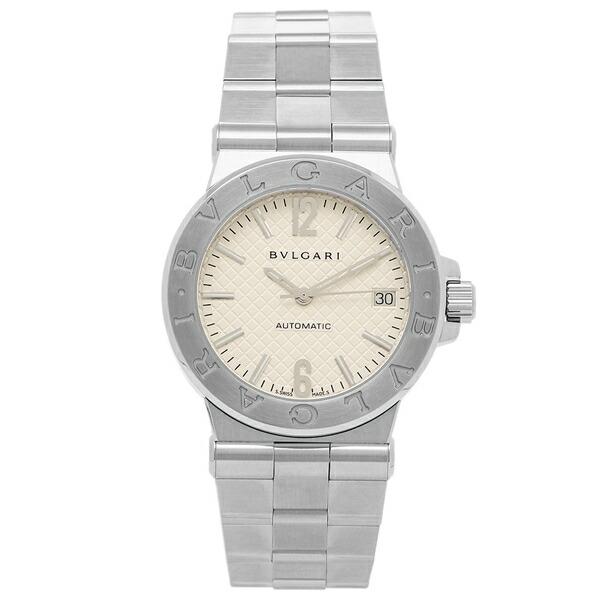 【タイムセール!】 ブルガリ 腕時計 メンズ BVLGARI BVLGARI DG35C6SSD DG35C6SSD ホワイト メンズ シルバー, ニイガタシ:48611329 --- eraamaderngo.in