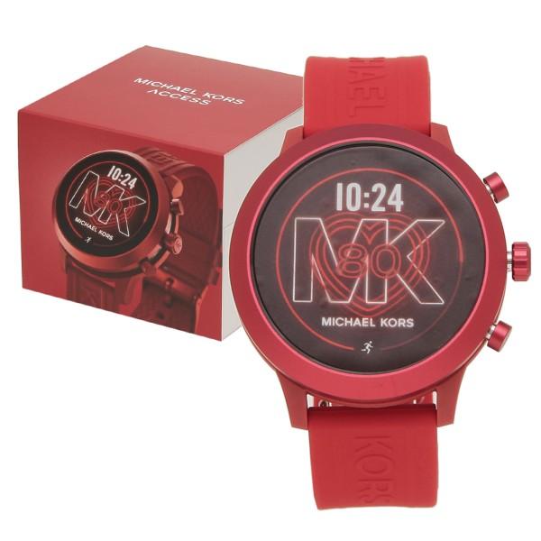 【返品OK】マイケルコース 腕時計 スマートウォッチ レディース MICHAEL KORS MKT5073 MKT5073600 レッド