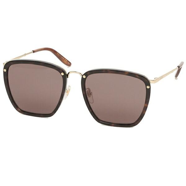 値段が激安 GUCCI サングラス アイウェア メンズ 002 56サイズ サングラス ブラウン GUCCI ゴールド グッチ GG0673S 002, コウナンシ:1a255eca --- gerber-bodin.fr