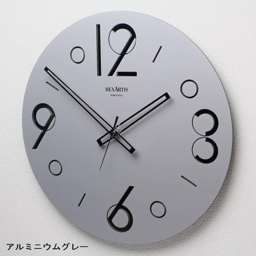 ガラス製掛け時計 REXARTIS POINT