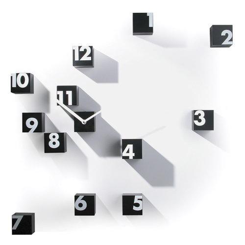 イタリア製デザイナーズクロック PROGETTI RND_TIME