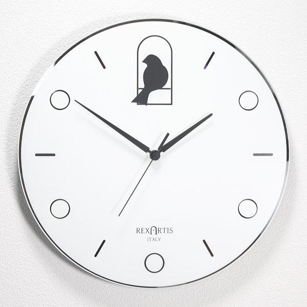 デザイン掛け時計 REXARTIS BIRD
