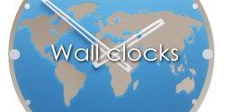 ウォールクロック/壁掛け時計