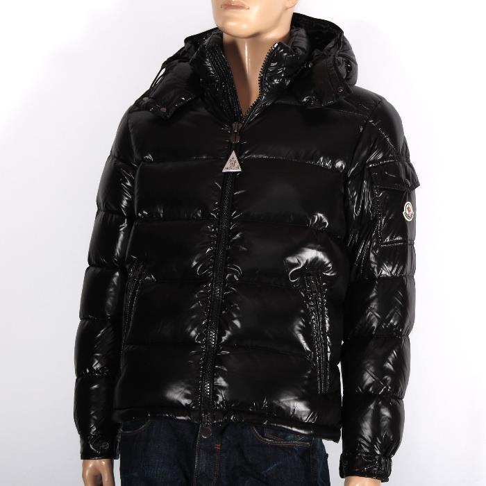 What Stores Accept Paypal Credit >> CUORE: MONCLER Monk rail down jacket MAYA Maya navy ...