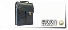 A4サイズ専用ロック付縦型2wayショルダーバッグ[5221]