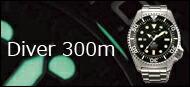 ダイバー 300m