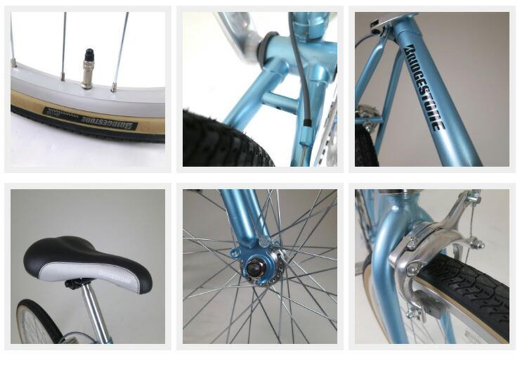 [ブリヂストン]トランジットスポーツG26[TSG268] 26型 折りたたみ自転車 送料無料で全国のあさひのお店で自転車を受取れます、更に3年間の総合保証(盗難・傷害補償等)もご加入できます!