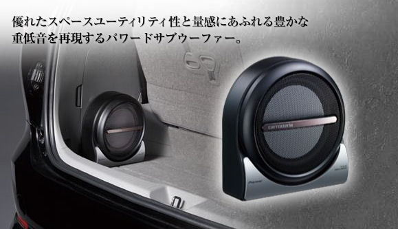 cyprus online shop pioneer ts wx210a 20 cm powerdsubwoofer rakuten global market. Black Bedroom Furniture Sets. Home Design Ideas