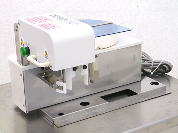 【中古】鈴茂器工 SUZUMO スズモ 小型卓上軍艦巻き装置 SRG-DLA