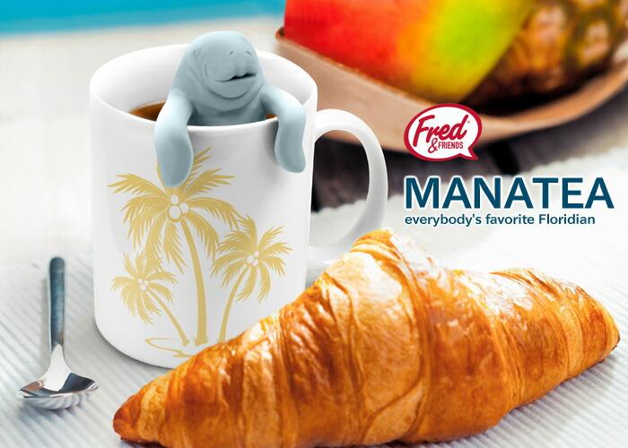 フレッド マナティー ティーストレーナー / FRED MANATEA Infuser