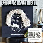 URBAN GREEN MAKERS GREEN ART KIT アーバングリーンメーカーズ グリーンアートキット