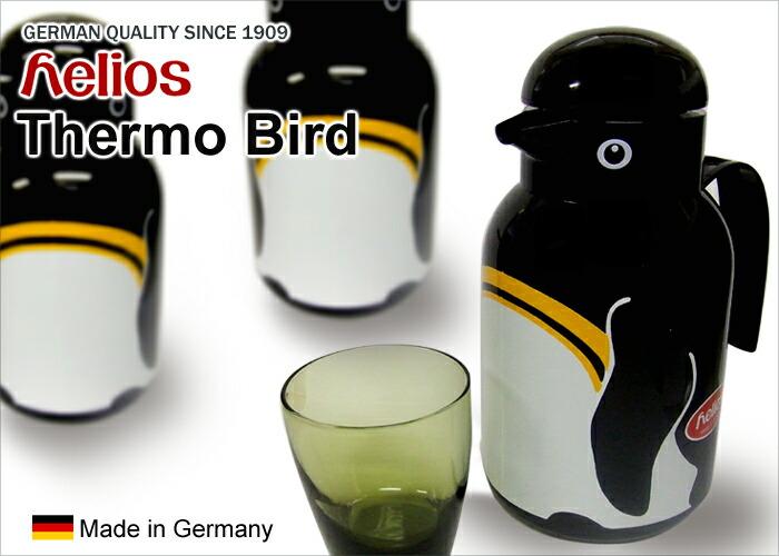 ヘリオス サーモボトル ペンギン