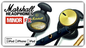 MARSHALL ヘッドフォン