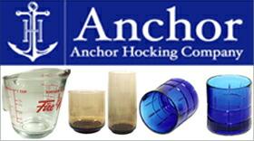 Anchor Hocking アンカーホッキング