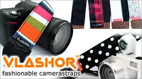 VLASHOR カメラストラップ