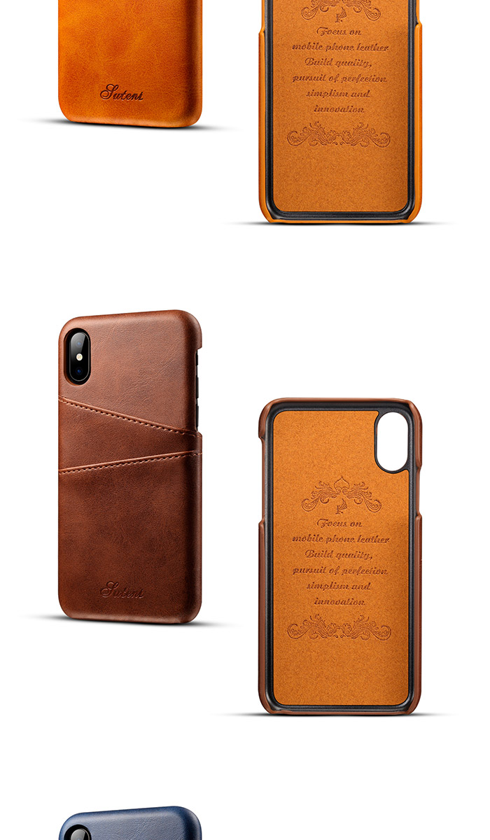 アイフォン ケース ワイヤレス充電対応 アイフォンケース iPhoneXR iPhoneXS Max iPhoneXs iPhoneX iPhoneXR 背面型保護ケース カード収納 背面保護カバー カッコイイ 定番の背面型保護ケース 背面ケース 全5色 送料無料