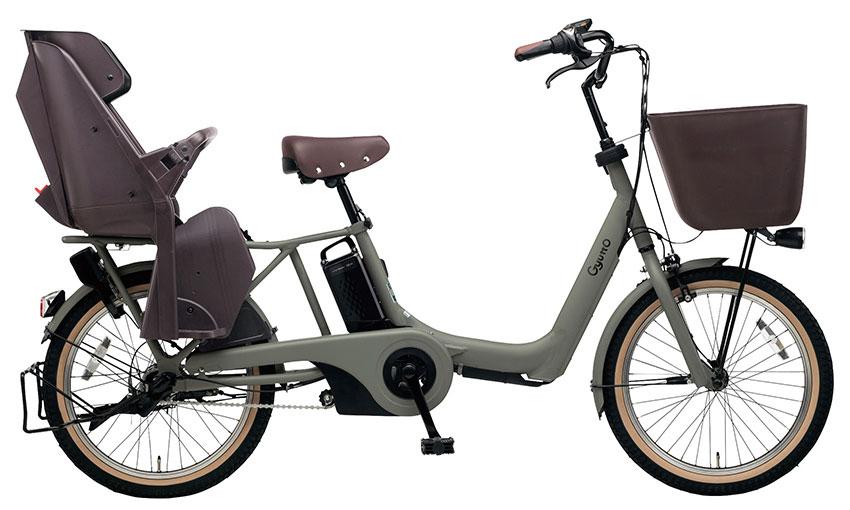 be-elae033,BE-ELAE033,2019,ギュット・アニーズ・EX,アニーズEX,20インチ,20inch, 子供乗せ自転車