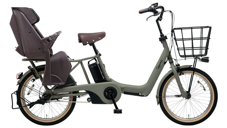 be-elad03,BE-ELAD03,2019,ギュット・アニーズ・DX,アニーズDX,20インチ,20inch, 子供乗せ自転車