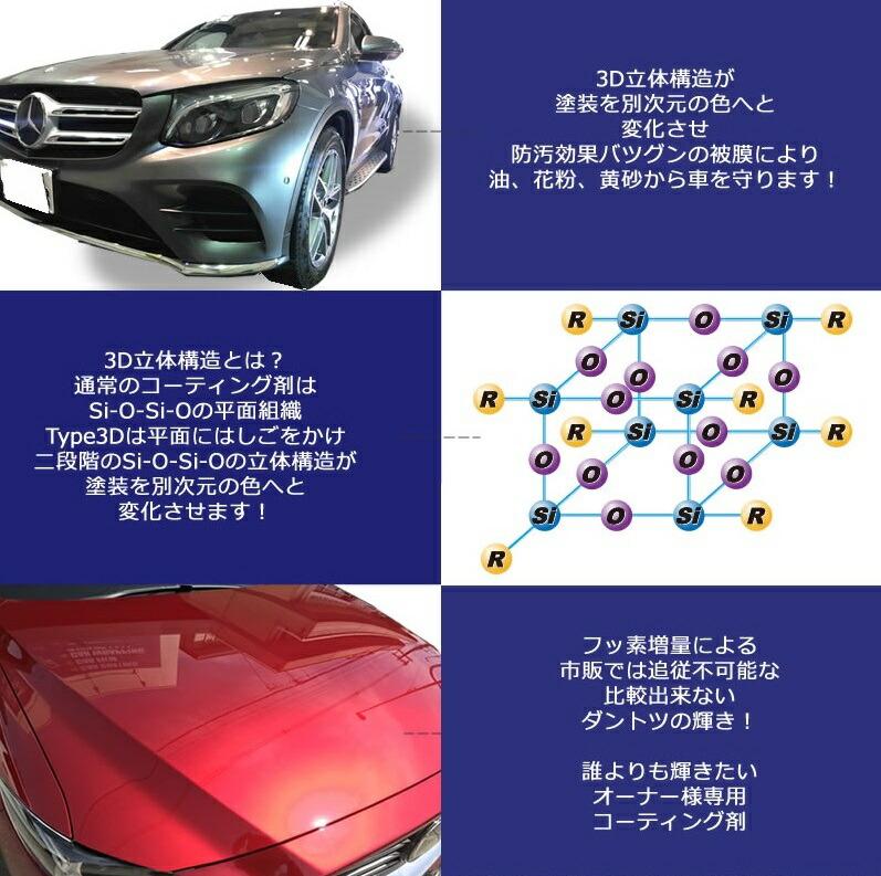 Type3DPlus フッ素増量