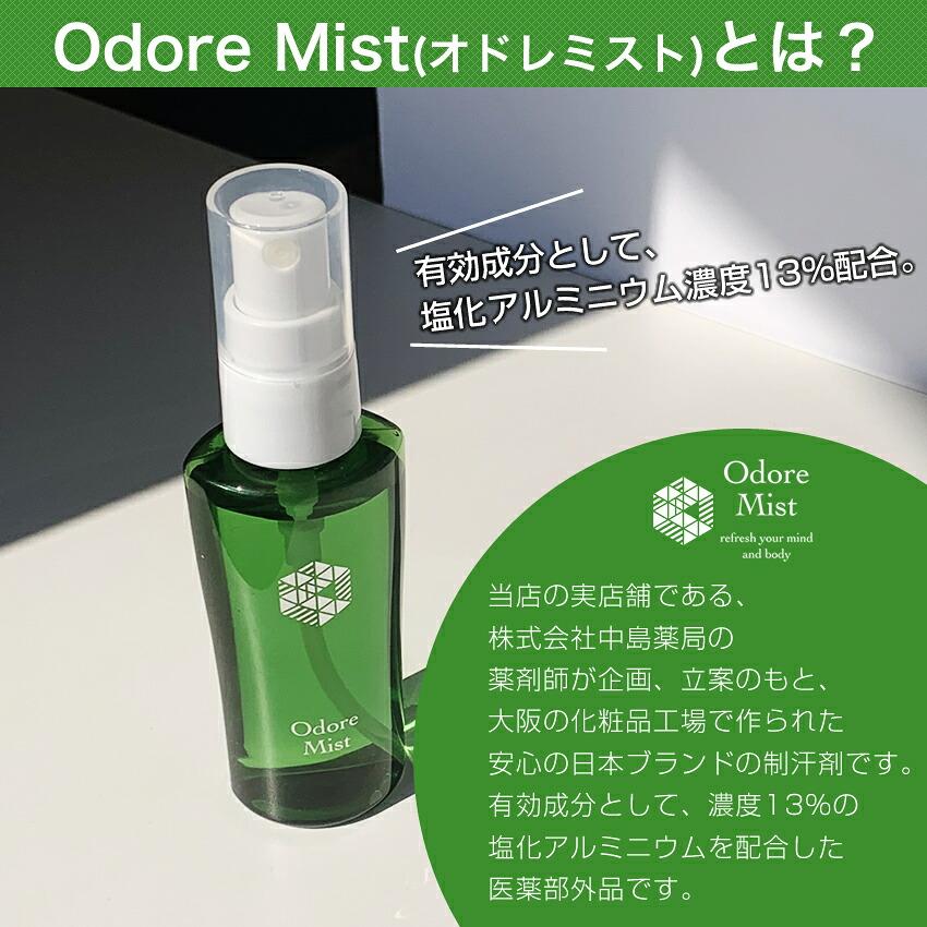 Odore Mist(オドレミスト)とは?
