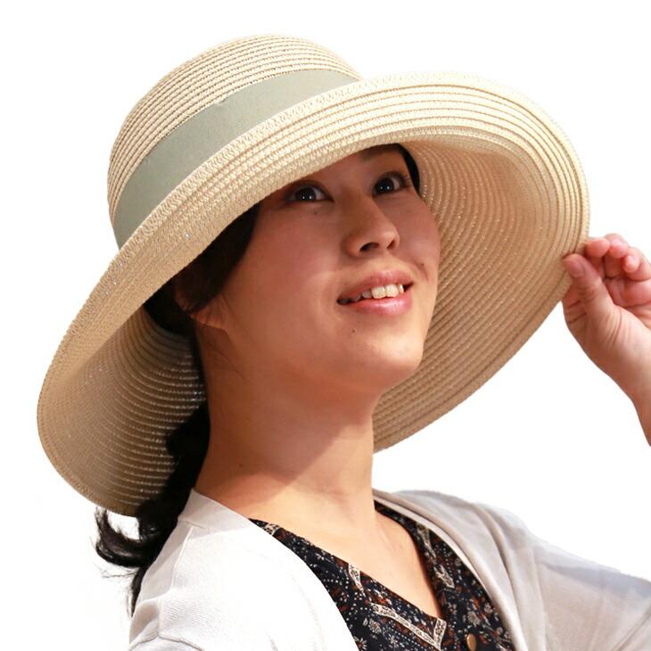 日よけ帽子
