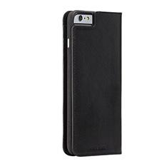 iPhone6s Plus/6 Plus 5.5 inch Wallet Folio Case Black ウォレット フォリオ ケース ※ 商品に iPhone 6s Plus/6 Plus 本体は含まれません。