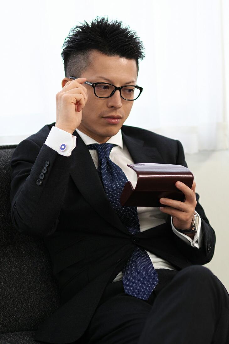 メガネケースのモデル