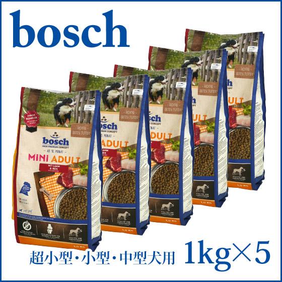 daily 3 rakuten global market bosh bosch high premium mini adult lamb rice 1kgx5 no. Black Bedroom Furniture Sets. Home Design Ideas