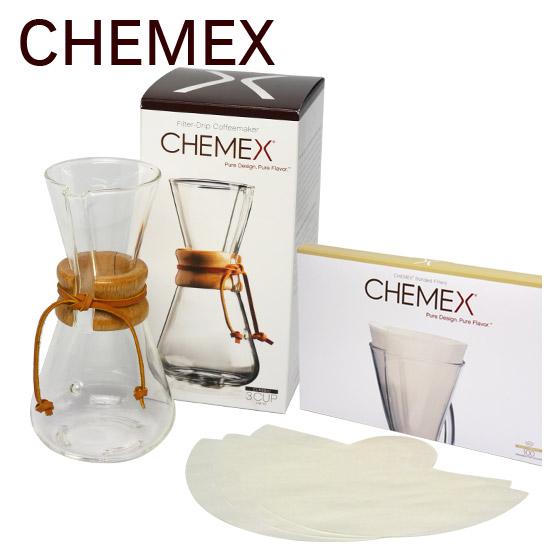 ケメックス コーヒーメーカー マシンメイド 3カップ用