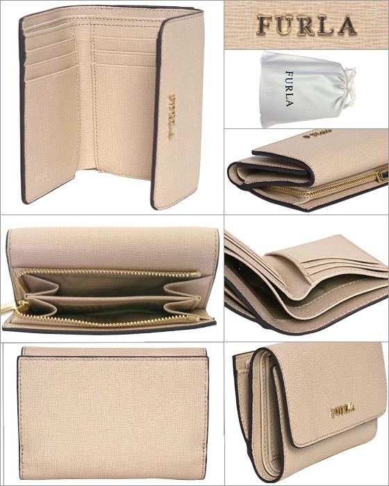 47e6bbe4f477 BABYLON(バビロン)】 ボタンホック開閉の三つ折り財布。外側に小銭入れが付いて、とっても使いやすい!小さなバッグにも入る嬉しい手のひらサイズ。