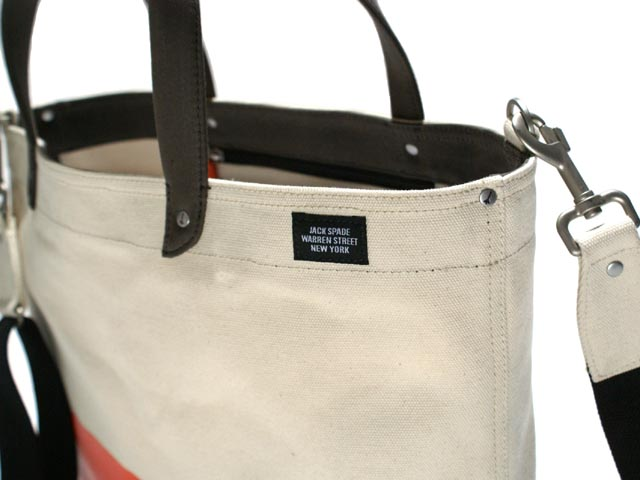 As A Standard New York City Man Who Loved The Brand Launched Partner Andy Spade Of Kate Jack Canvas Tote