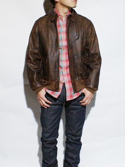 Lightweight Leather Jacket