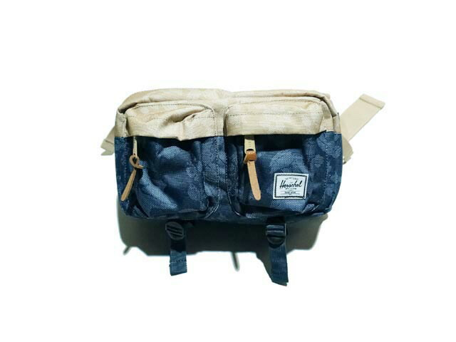 Herschel Supply Co. Eighteen now available! Herschel s wildly popular  eighteen. Is a 2-WAY type can be used as a waist pouch shoulder even back. 666bf06237
