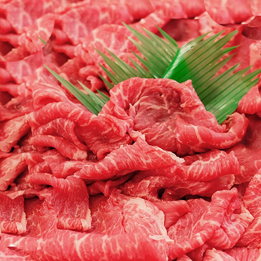 鳥取和牛オレイン55切り落とし500g(冷凍)