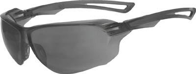 トラスコ中山 二眼型セーフティグラス スポーツタイプ レンズグレー TSG-108GY [A060102]
