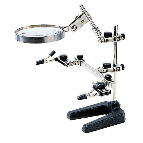 グット goot ヘルパー レンズ付作業台 ST-93 [A011622]