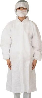 東京メディカル 【代引不可】【直送】 不織布白衣 Mサイズ 50枚入 FG-300M [F070209]