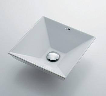 カクダイ KAKUDAI 【代引不可】【直送】 角型手洗器 #493-085 [A150101]
