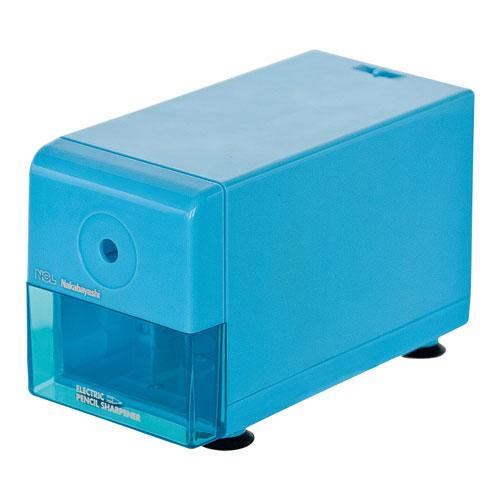 ナカバヤシ 電動鉛筆削りきスリムタイプ/ブルー DPS-211KB [F020304]