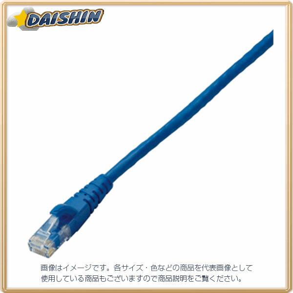 ジェフコム ネットワークパッチケーブル(カテゴリー6) LCAT6-S10BL [F040215]