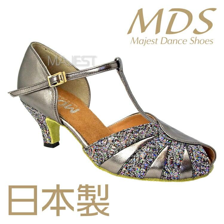 k3-55-107 日本製社交ダンスシューズMDS majest dance shoes