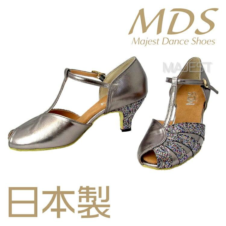 k3-55-107 社交ダンス シューズ 靴 MDS MAJEST DANCE SHOES エーディーエス合同会社