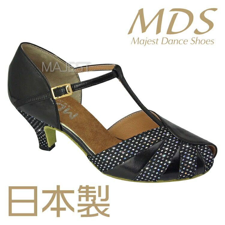 k3-56-103 日本製社交ダンスシューズMDS majest dance shoes